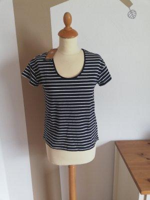 Mango Organic Cotton XS Shirt Neu Rockabilly Pin-up Pinup