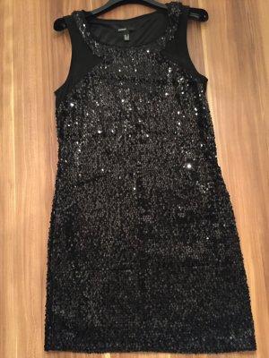 MANGO Pallieten Kleid