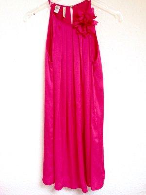 Mango Vestido de cóctel magenta-rosa