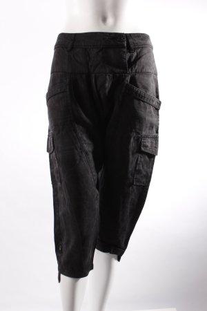 Mango Pants Capri style black