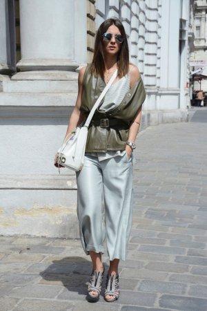 Mango Premium Camisole Webmuster Street-Fashion-Look