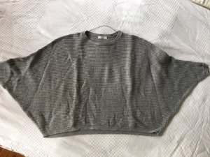 Mango casual Oversized Sweater grey