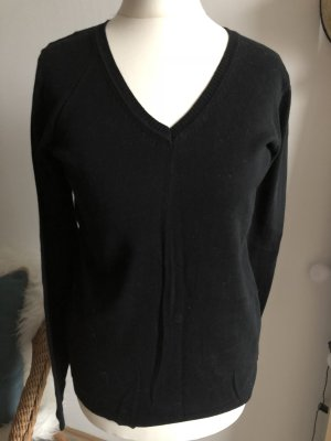 Mango Pullover Pulli 38 M neu schwarz leicht Winter Herbst