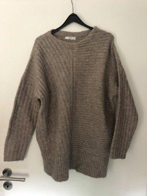 MANGO Pullover - Pullover Kleid - oversize