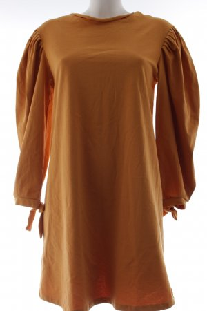 Mango Pulloverkleid orange Casual-Look