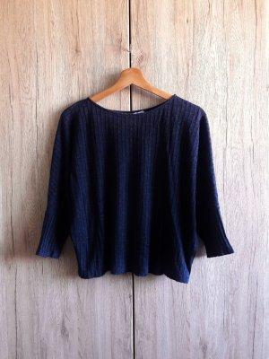 Mango Suit Camicia cropped blu