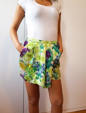 Mango collection Skater Skirt multicolored