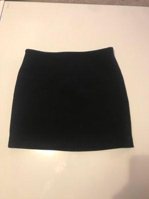 Mango Suit Stretch rok zwart Polyester