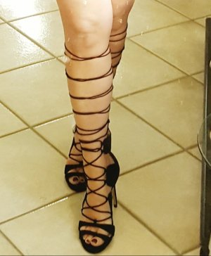 Mango - Römer-Sandalette - 1x kurz getragen