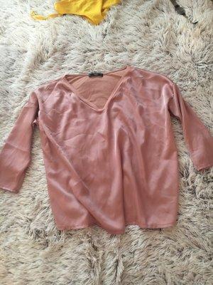 Mango rosa bluse