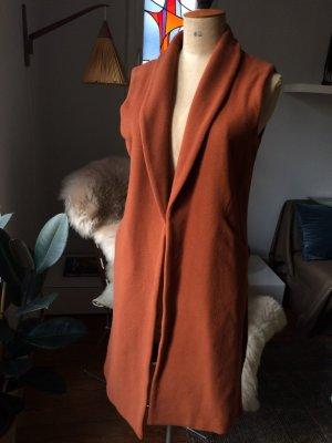 Mango Suit Gilet polaire multicolore laine