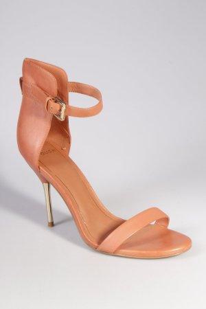 Mango Sandaletten lachsfarben