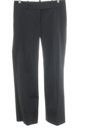 Mango Pantalón de campana negro estilo «business»