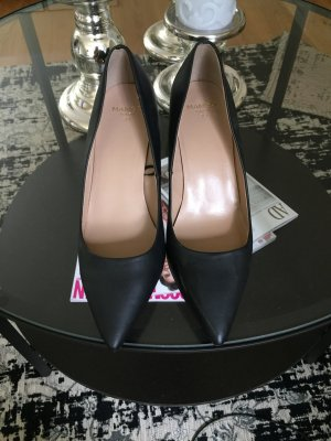 Mango Business Shoes black