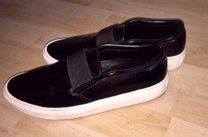Mango Schuhe Lack 37