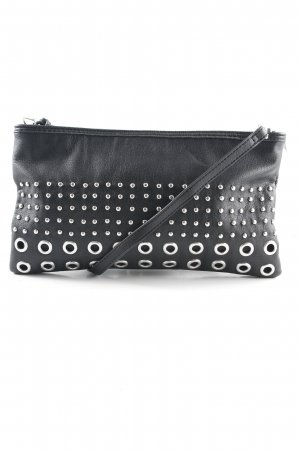 Mango Shoulder Bag black casual look