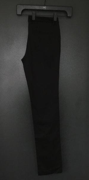 Mango schwarze Hose Gr. 38