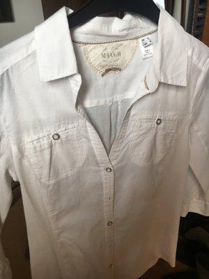 Mango Shirt Baumwolle