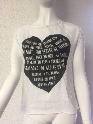 Mango Shirt in weiss Gr. M w. Neu - Sommer SALE