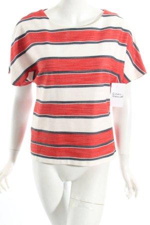 Mango Shirt Streifenmuster Casual-Look