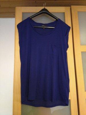 Mango Shirt/Top S blau