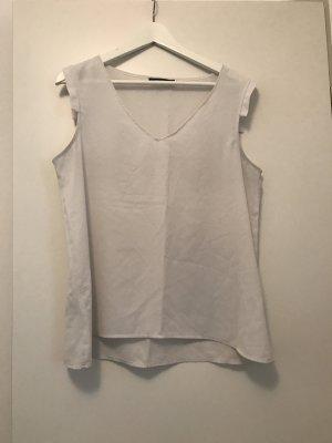 Mango Shirt weiß