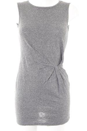 Mango Shirtkleid grau Casual-Look