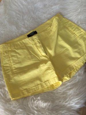 Mango Shorts 38 M neu gelb Sommer