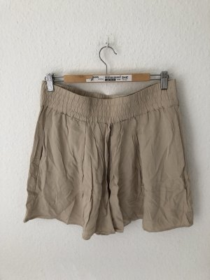 Mango High-Waist-Shorts multicolored