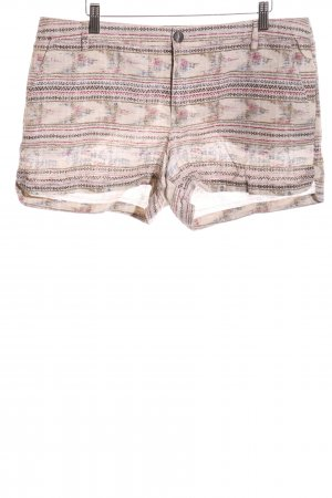 Mango Shorts Allover-Druck Casual-Look
