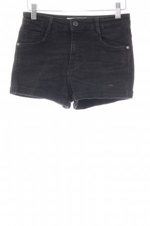 Mango Shorts schwarz Casual-Look
