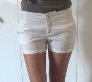 Mango Shorts, weiss, Gr.34