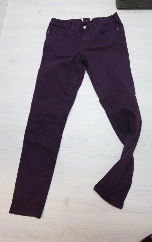 Mango Pantalone viola