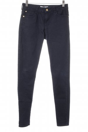 Mango Skinny Jeans dunkelblau Casual-Look