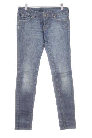 Mango Skinny Jeans graublau Casual-Look