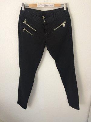 Mango Skinny Jeans mit Reißverschlüssen