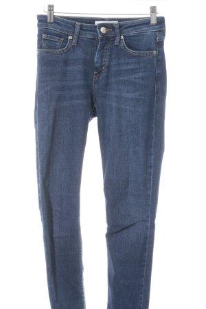 """Mango Skinny Jeans """"Olivia"""" blau"""