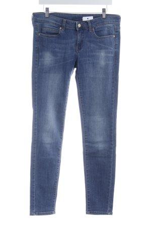 Mango Skinny Jeans stahlblau sportlicher Stil