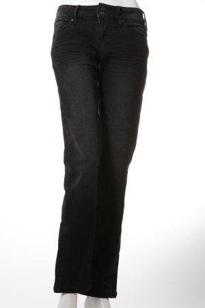 Mango Slim Jeans Anthrazit