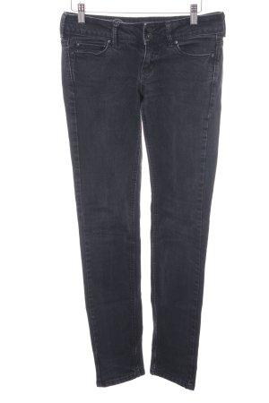 Mango Jeans slim fit grigio scuro stile casual