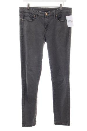 Mango Slim Jeans grau Casual-Look