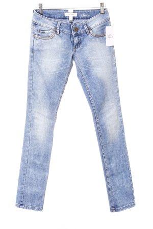 Mango Slim Jeans hellblau Casual-Look