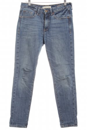 Mango Slim Jeans himmelblau Casual-Look