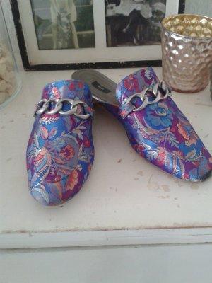 MANGO Slipper Gucci Style ♡