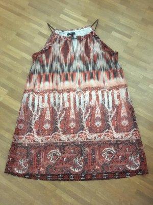MANGO, Sommerkleid, Damenkleid, Hängerchen, Gr. M,  Ethno-Stil