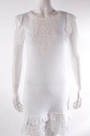 Mango Sommerkleid in weiß