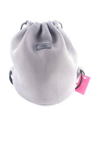 Mango Sporttasche grau-schwarz sportlicher Stil