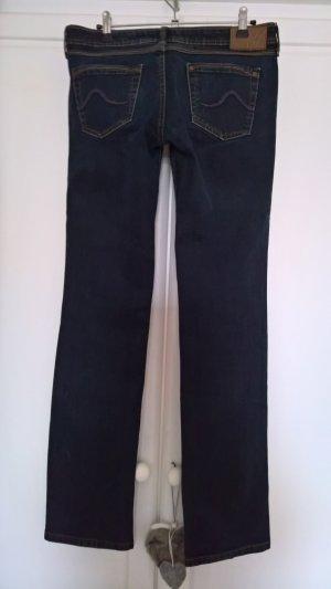 MANGO Straight Leg Jeans