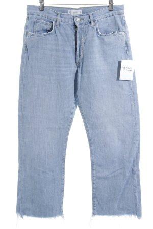 Mango Straight-Leg Jeans himmelblau Casual-Look