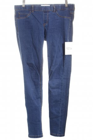Mango Stretch Jeans blau Jeans-Optik